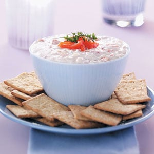 Roasted Pepper Dip Recipe