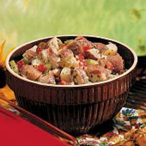 Light Potato Salad Recipe