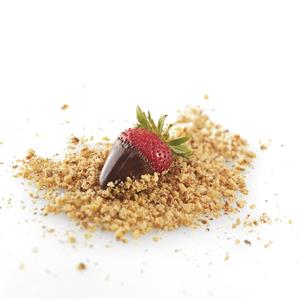 Candied-Almond Chocolate Strawberries Recipe