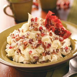 Crunchy Pomegranate Salad Recipe