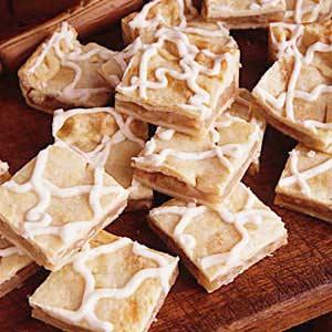 Apple Pastry Squares Recipe