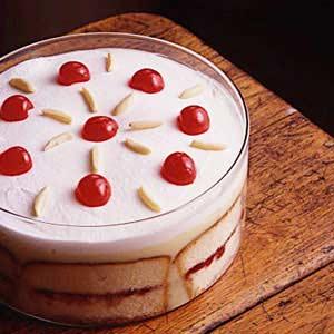 Grandma's English Trifle Recipe