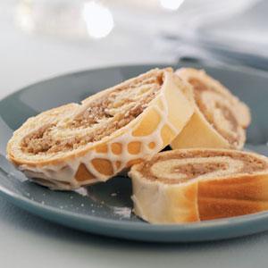 Walnut Pastry Rolls Recipe