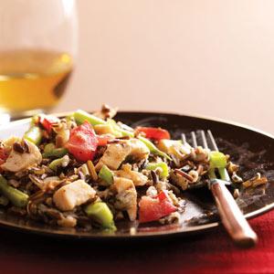 Chicken Wild Rice Salad Recipe