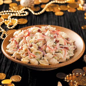 Out to Sea Pasta Shell Salad