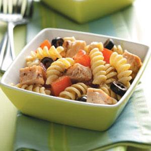 Balsamic Chicken Pasta Recipe