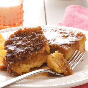 Caramel French Toast Recipe
