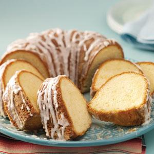 Vanilla Ring Cake Recipe