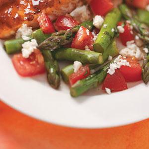Grecian Garden Salad Recipe