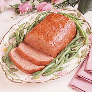 Hearty Ham Loaf Recipe