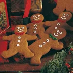 Frieda's Molasses Cookies Recipe