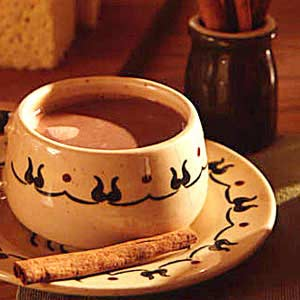 Hot Cinnamon Cocoa Recipe