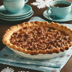 Never-Fail Pecan Pie Recipe