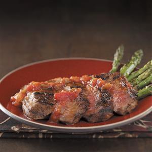 Grilled Red Chili Steak Recipe
