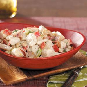 Southwest Crunch Chicken Salad Recipe