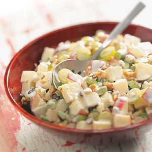 Waldorf Salad with Blue Cheese Recipe