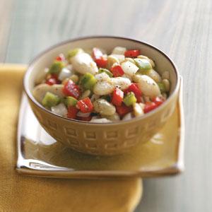 Butter Bean Salad Recipe