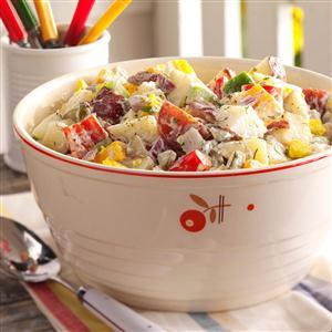 Herbed Potato Salad Recipe