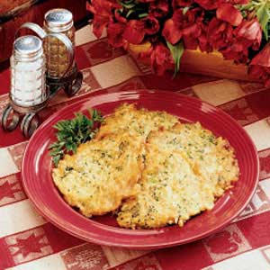 Broccoli-Potato Pancakes Recipe