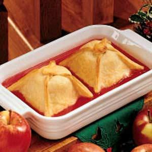 Cinnamon Apple Dumplings Recipe