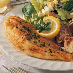 Broiled Fish Recipe