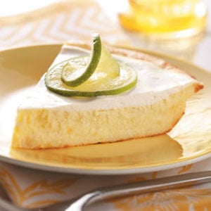 Lime Cheesecake