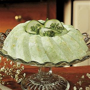 Cool Cucumber Salad Recipe