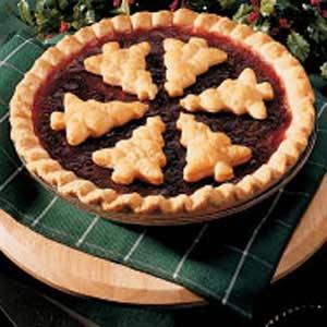Easy Cranberry Pie Recipe