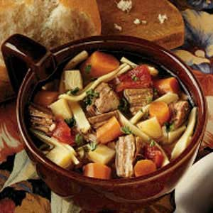 Old-World Tomato Soup Recipe