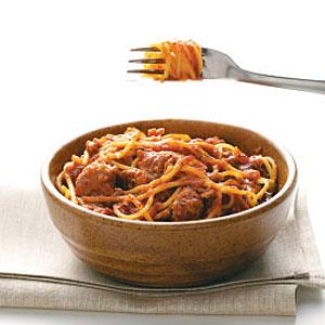 Italian Sausage Spaghetti Sauce Recipe