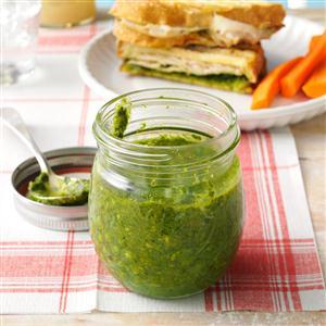 Spinach Pesto Recipe