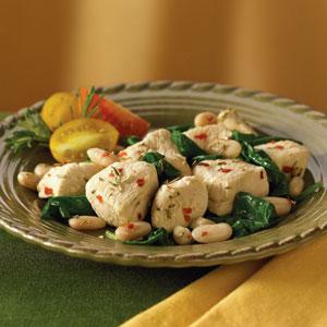 Tuscan Chicken Cannellini Recipe