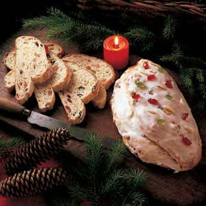 Old-Fashioned Stollen Recipe