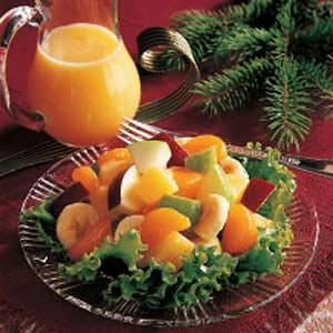 Cooked Fruit Salad Dressing Recipe
