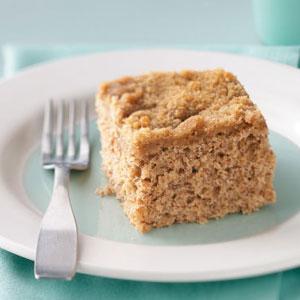 Makeover Breakfast Cake Recipe