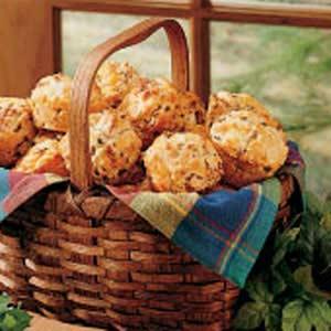 Southwestern Savory Muffins Recipe