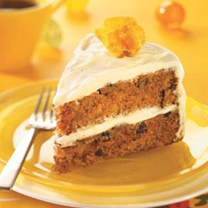 Magnificent Carrot Cake Recipe