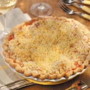 Deep Dish Georgia Peach Pie Recipe