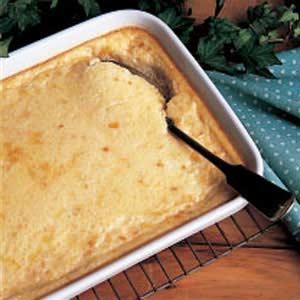 Old-Fashioned Corn Pudding Recipe