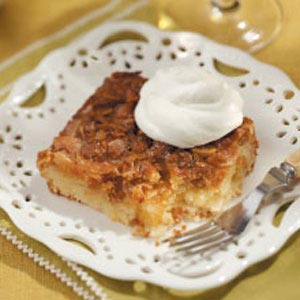 Pineapple Crunch Cake Recipe