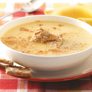 Curried Apple Soup Recipe