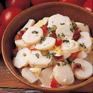 Tangy Potato Salad Recipe