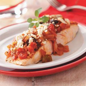 Mediterranean Mahi Mahi Recipe