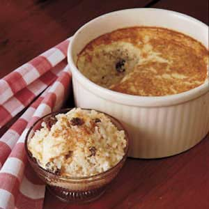 Grandma's Rice Pudding Recipe