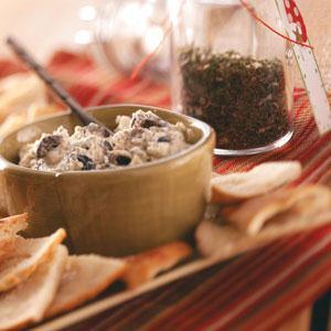 Salt & Garlic Pita Chips Recipe