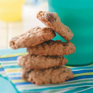 Oatmeal Surprise Cookies Recipe