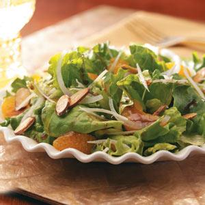 Orange-Shallot Salad Recipe