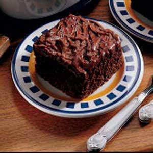 Little Chocolate Cake Recipe