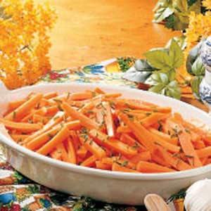 Chive Carrots Recipe