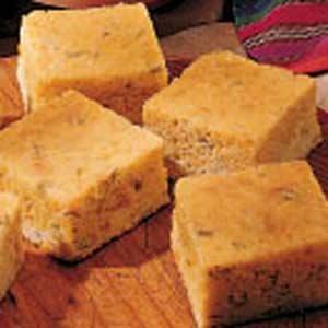 New Mexico Corn Bread Recipe